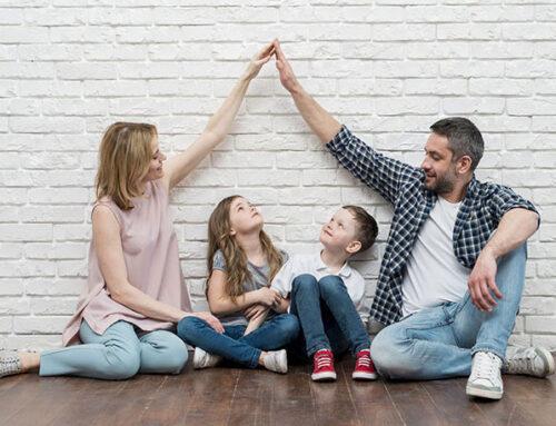 Familie – Das passende Haus finden